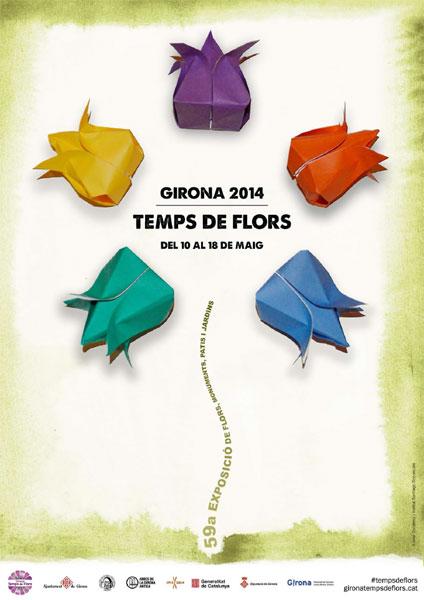 Cartell_Girona_Temps_de_Flors_2014