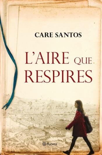 Portada del llibre de Care Santos que dóna nom al seu bloc