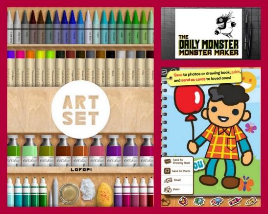 imatges apps dibuix pintura