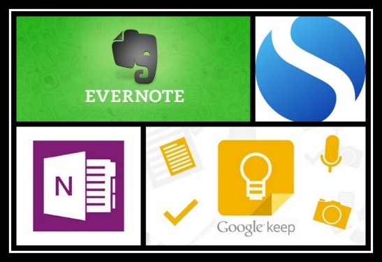 Apps notes alt Evernote