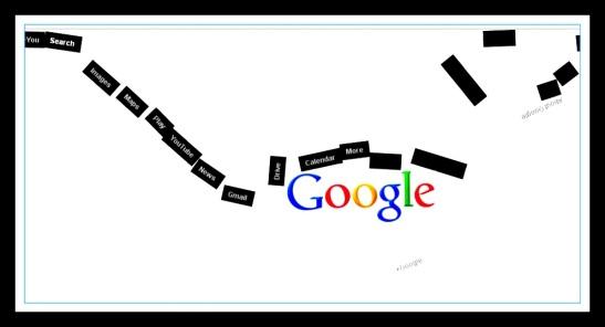 google-gravity-space